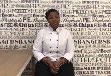 Kenetha Ashton | Virgin Islands: Hospitality management and advanced food science - March 2019