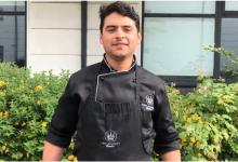 Daniel Lizarazo   Colombia: Advanced professional chef course - March 2019